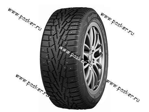 Шина Cordiant Snow Cross PW-2 235/55 R17 зим шип